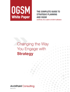 cover of ArchPoint_OGSM_Strategy_Whitepaper